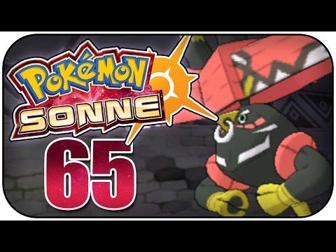 Kapu-Toro fangen! - Pokémon Sonne und Mond #65
