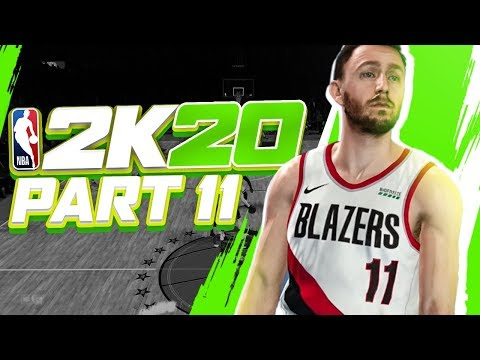 "nba-2k20-mycareer:-gameplay-walkthrough---part-11-""los-angeles-clippers""-(my-player-career)"