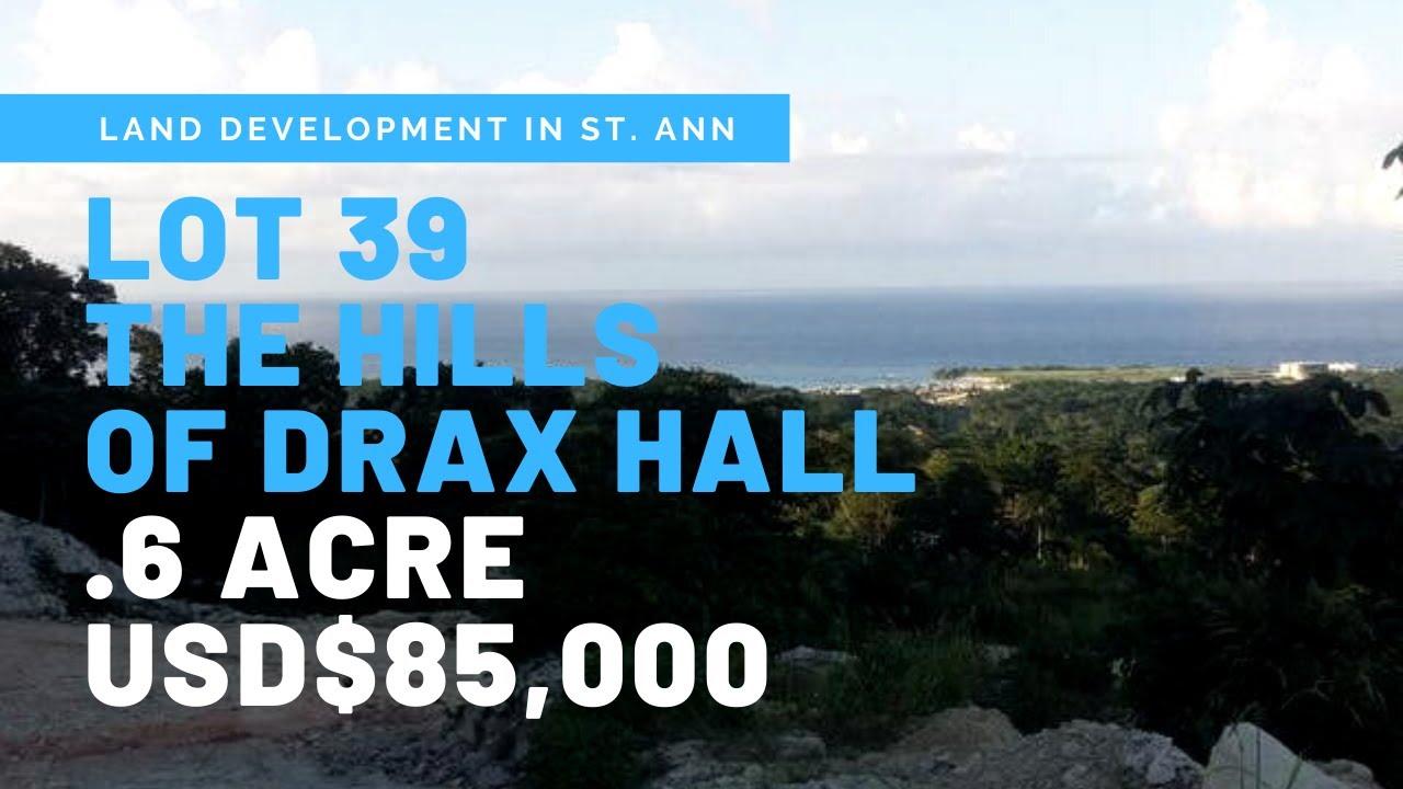 Sea View Land in Drax Hall St Ann Jamaica