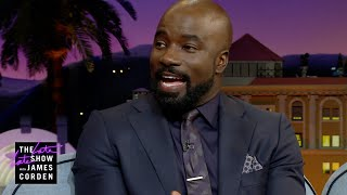 Mike Colter's 4-Year-Old Has a Better Vocabulary Than Most Adults