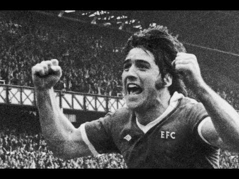 Bob Latchford – Everton Football Club 1974–1981
