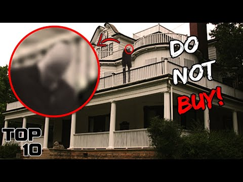 Top 10 Scary Mansions No One Wants To Buy