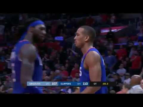 Memphis Grizzlies vs LA Clippers : November 23, 2018