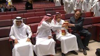 В столице Саудовской Аравии открыли первый за 40 лет кинотеатр