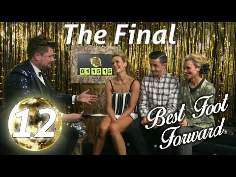 Best Foot Forward - The Vamps & The Finalists - 26 Mar 2017 - Dancing With The Stars Ireland
