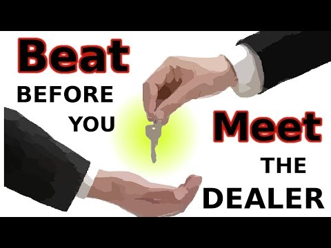You WON'T BELIEVE This Real Method  to Beat the Car Dealer! Great Price for any New or Used Car Tips