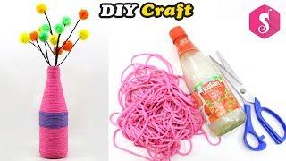 Ketchup Bottle Craft Idea | Easy DIY Craft | Home Decor 2018