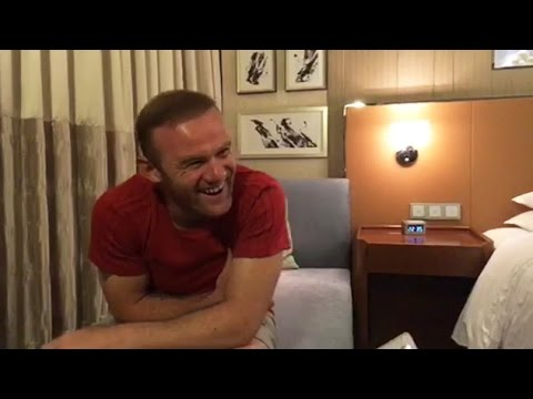 Wayne Rooney Q&A - Talking All Things Manchester United, His Foundation & His Testimonial
