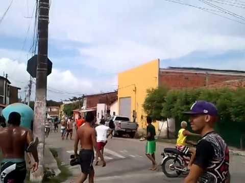praça da serrinha & guaribal vs paraguaçu & ZF