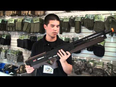 Airsoft GI - Ares WA2000 Sniper Rifle