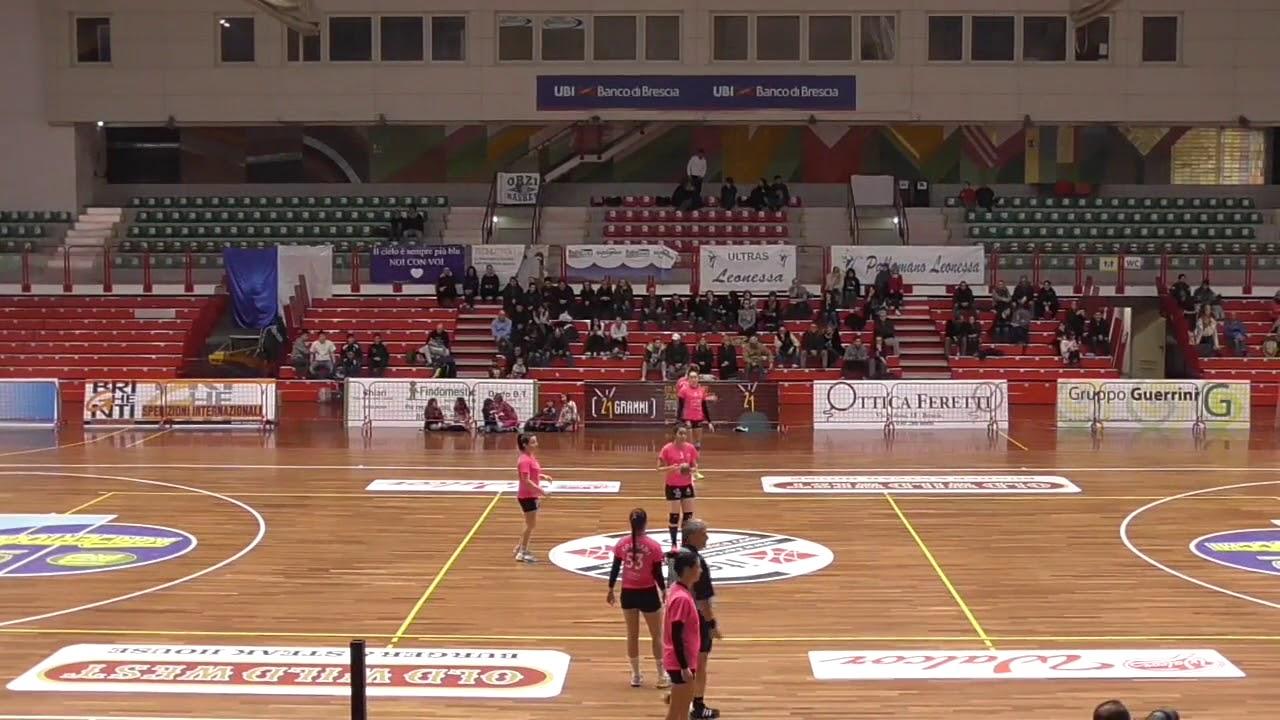 Serie A1F [16^]: Brescia - Ariosto Ferrara 28-24