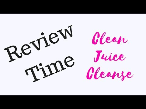 Clean Juice One Day Cleanse Review