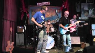Gandy Dancer performed by The Hayseed Surfers