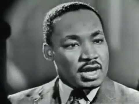 Dr. Martin Luther King Jr  AMERICANS MUST DISOBEY UNJUST LAWS