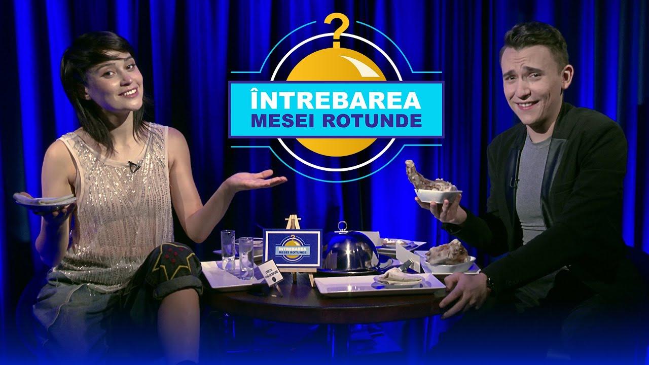 Întrebarea Mesei Rotunde - Irina Rimes: