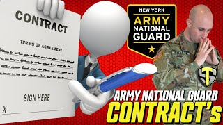 NATIONAL GUARD CONTRACT's