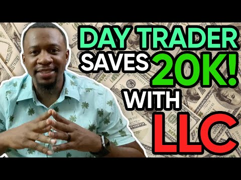 Day Trader Saves $20K In Taxes Using an LLC!