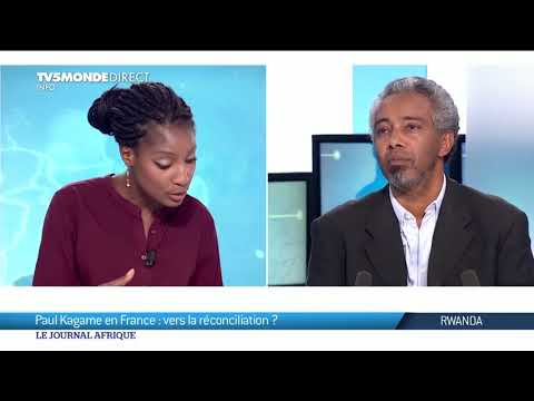 Rwanda : interview du journaliste Albert Rudatsim-Burwa