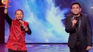 Ye Jo Des Hain Tera A.R Rahman Live With Kailash Kher   Swades   Zee Tv Music Program  IPML  