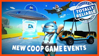 Totally Reliable Delivery Service - Events Update Trailer | Out Now on Xbox