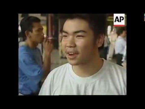 1998 - CINA LARI KE SINGAPORE