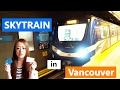 バンクーバーのスカイトレイン! の動画、YouTube動画。
