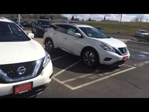 2016 Murano Sl Tech Vs Platinum