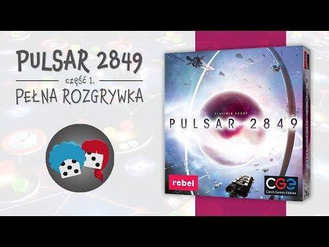 Pulsar 2849 #1 - Pełna rozgrywka, zasady gry