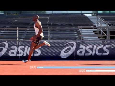 ASICS: Levitation Test