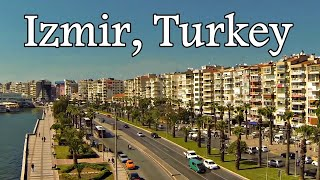 Points of interest of Izmir, Turkey