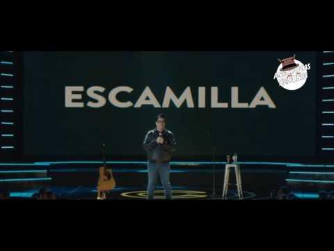 Franco Escamilla - comedy central - 2017