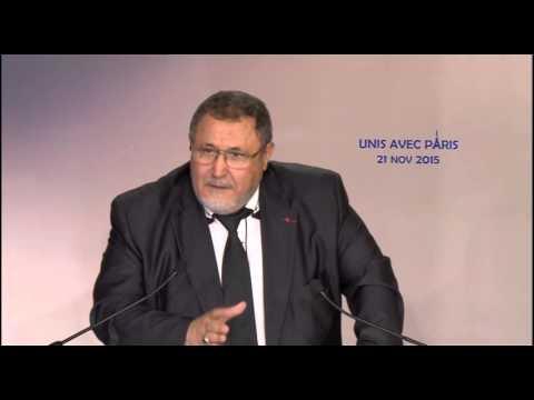 Iran / Khalil Merroun : Le recteur de la mosquée d'Evry : l'extrémisme n'existe pas dans ma religion