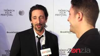 Adrien Brody at the