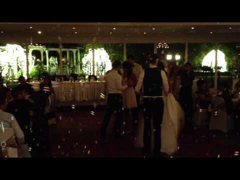 PHP Wedding DJs - Bubbles bubbles bubbles!! - 1