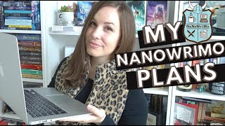 My NANOWRIMO Plans | A NaNoWriMo Survival Kit Tag for NaNoWriMo 2020