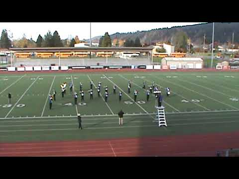 Chimacum High School - Competition Performance, Sunset Festival of Bands 2019