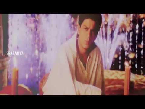 shah rukh ♥ priyanka → teri baahon mein jo sukoon