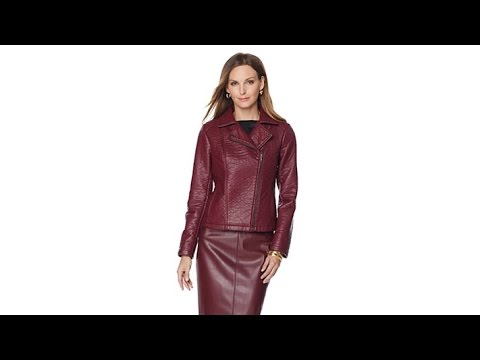 G by Giuliana Ultra Luxe Quilted Jacket