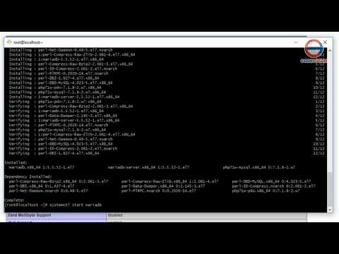 How To Install Linux, Nginx, MariaDB, PHP 7.0 (LEMP Stack) In CentOS 7.3