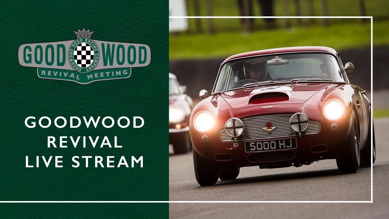 2018 Goodwood Revival Live Blog