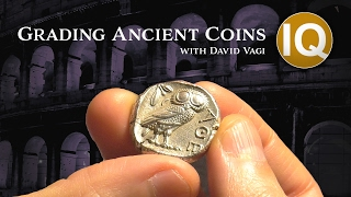 CoinWeek IQ: Grading Ancient Coins with David Vagi - 4K Video