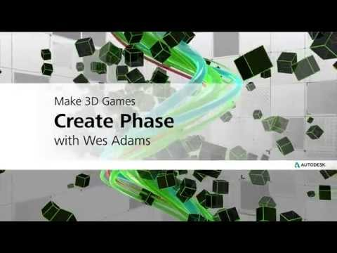 Make 3D Games – Create Phase Overview