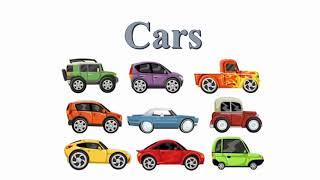 Transport Vocabulary - Interclass Video