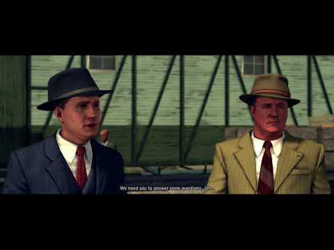 LA Noire The Studio Secretary Murder!