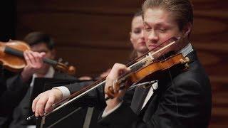 H. Wieniawski Theme original varié Tymur Melnyk - Violin & International Chamber Orchestra Vienna