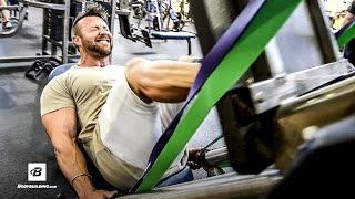 Savage Leg Workout | Day 8 | Kris Gethin's 8-Week Hardcore Training Program