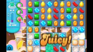 Candy Crush Soda Saga Level 68 No boosters