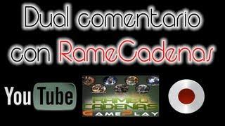 El Rame | Dual comentario LIVE con RameCadenasmx | Living Dead Loco! Halo Reach