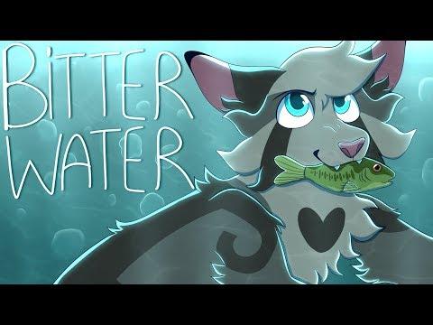 Bitter Water // COMPLETE ShellHeart Warrior Cats MAP