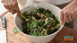 Barley Salad With Chicken And Corn | Everyday Food With Sarah Carey